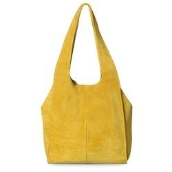 custom color custom brand Suede Handbag, Pure Leather: Yes