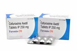 Cefuroxime 250 axetil tablets