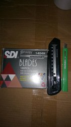 Silver High Speed Steel SDI Cutter and Blades, For Industrial, Packaging Type: Packet