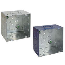 Square Electrical Junction Box