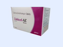 Cefixime 200mg Azithromycin 250mg