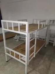 Hostel Bunk Bed With Plywood Tops
