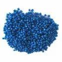Dark Blue Hdpe Plastic Hdpe Granules