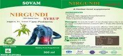 Nirgundi Syrup 200ml