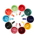 Colorful Coffee Mugs