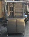 Shawarma Machine With Cabinet
