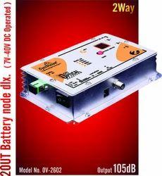 DC Node Battery Back-up - 2OUT