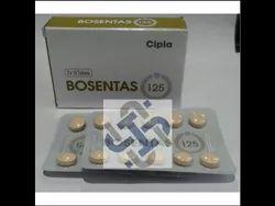 Bosentas 125mg Tablet, Packaging Size: 2*10 Tablets
