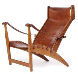 Vintage Leather Relaxing Chair, Leather Furniture