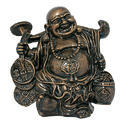 Fengshui God Laughing Buddha Idol Vastu Statue/ Showpiece