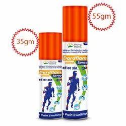 Dardflam Spray 35gm - Instant Relief