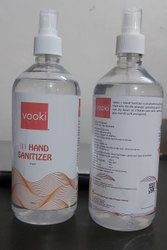 Vooki hand sanitizer mist spray