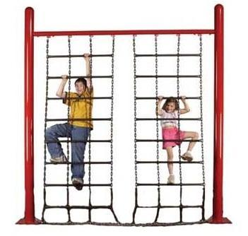 Chain Wall Playground Climber
