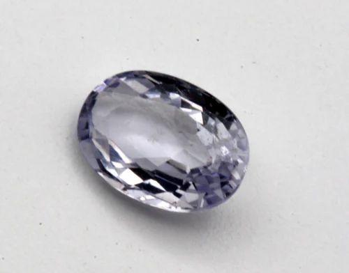 26da52f1104ba 1.81 Ct Natural Sapphire Loose Light Blue Color Oval Ceylon No Heat Gemstone