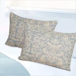 Pillow Cover Made In 100% Cotton Fabric - Quilted