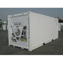 Portable Refrigerated Shipping Container Service