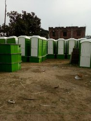Kumbh Mela Toilets