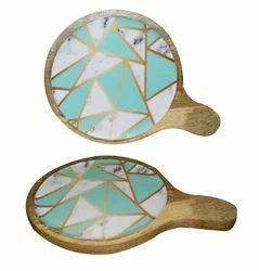 Custom Wooden Serving Platter