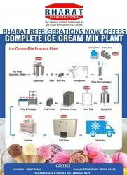 Ice Cream Plant Machineries