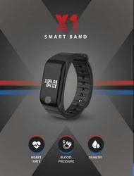 Activity Tracker with Bluetooth and Distance Count