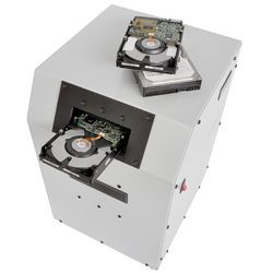 Degaussing Machine Hard Drive