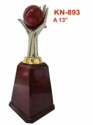 KN-893 Best Bowler Trophy