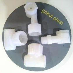 Gokul White Gun Type Spray Nozzle, Size: 1/2 To 1 inch