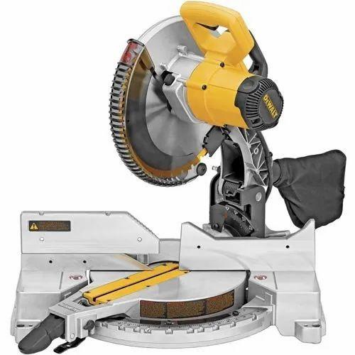 Mitre Saw Single Bevel 305mm, DW715, Dewalt, 1600w, 4000rpm, Rs 23500  /piece | ID: 21441868362