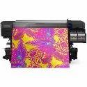 Cotton Epson Sc-f9430h Dual Head Fluorescent Dye Sublimation Printer, Size/dimension: 2620 X 934 X 1332 Mm