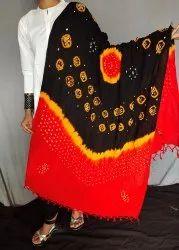 Gujarati Traditional Bandhani Dupatta