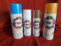 Assorted Spray Paint, Packaging Type: Bottle