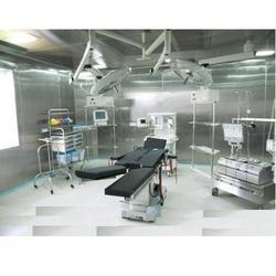 Seamless Operation Theater