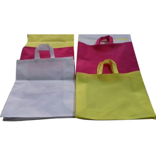 Plain Non Woven Bag, Capacity: 2kg And 10kg