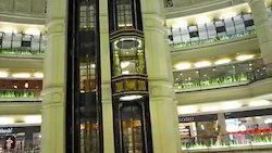 Passenger Lift for Shopping Mall