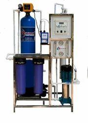250 LPH Fully Reverse Osmosis Plant