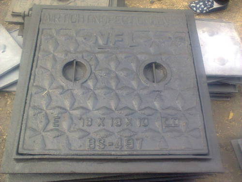 Manhole Covers Cast Iron Chamber Covers Manufacturer
