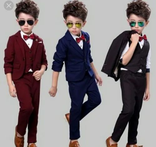 Kids Wedding Wear Large Age 0 To 10 Rs 1700 Piece Fashion Style Id 21168534473,Wedding Guest Fall Party Dress