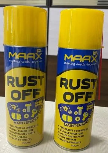 RUST OFF RUST REMOVER