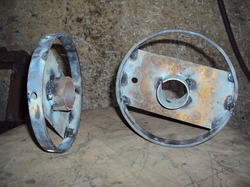 Pulleys For Make Shaftine Of Shutters