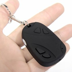 30FPS Spy Key Chain Camera, For Security