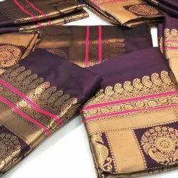 Festival Designer Silk Saree