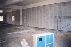 Aerocon Wall Partition Panel