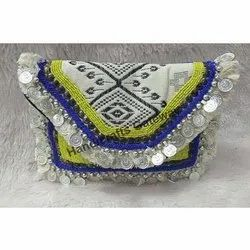 Decorative Handmade Handbag