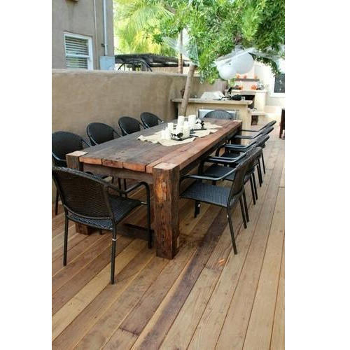 Merveilleux 10 Seater Cafe Dining Set