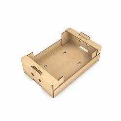 Paper Corrugated Tray Box