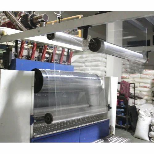 Stretch Cast Sheet Film Line Machine Plant Cast Film