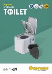 Potable Toilet Seat