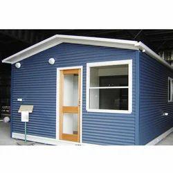 Modular Portable Office Cabin