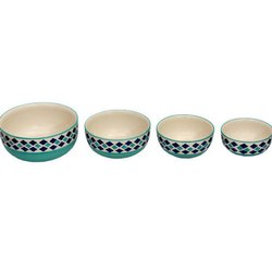 Hand Painted Ceramic Bowls