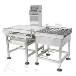 Stainless Steel Check Weighing System